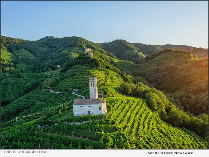 Prosecco Hills of Conegliano and Valdobbiadene