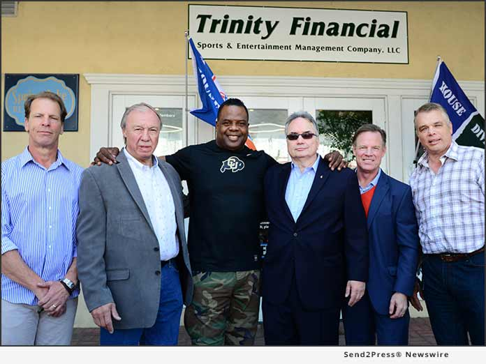 Trinity Financial Opening