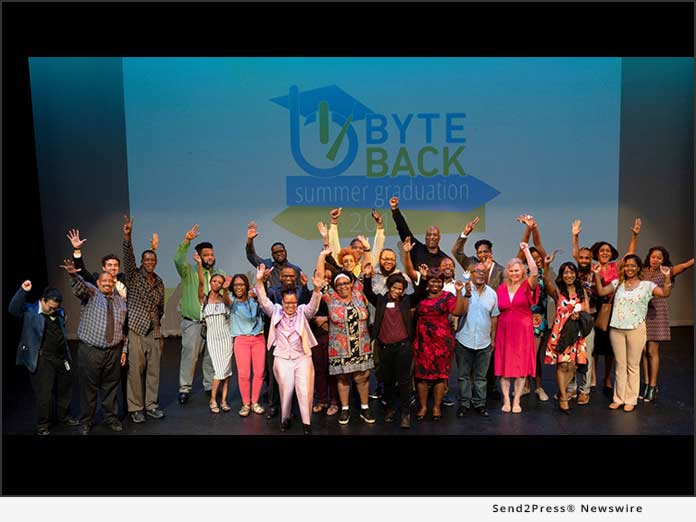 Byte Back Summer Graduation 2019