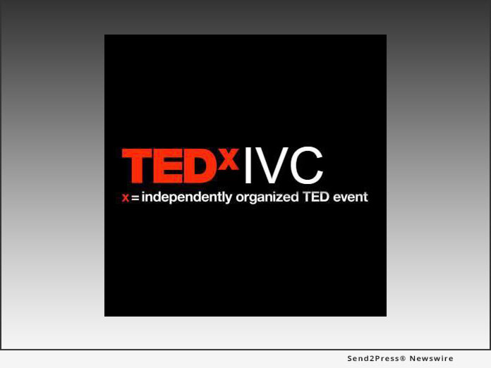 News from TEDxIVC