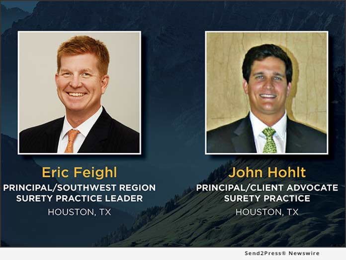 Eric Feighl and John Hohlt join EPIC
