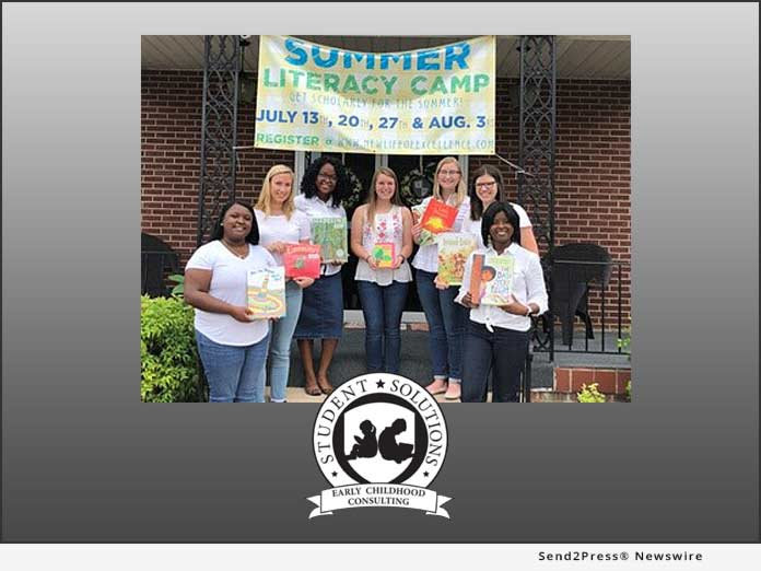 Student Solutions - Summer Literacy Camp