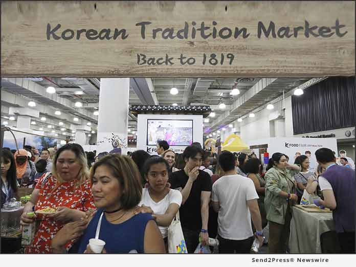 aT's 2019 K-Food Fair
