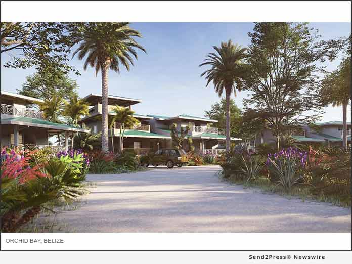 Orchid Bay Villas Belize