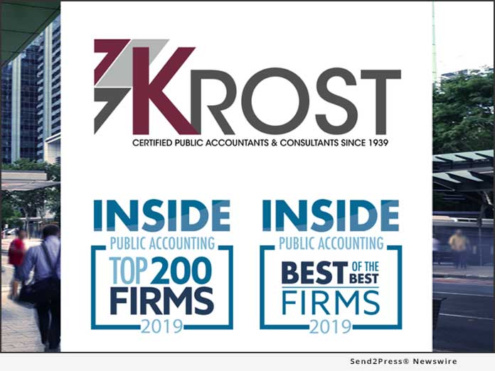 News from KROST CPAs and Consultants