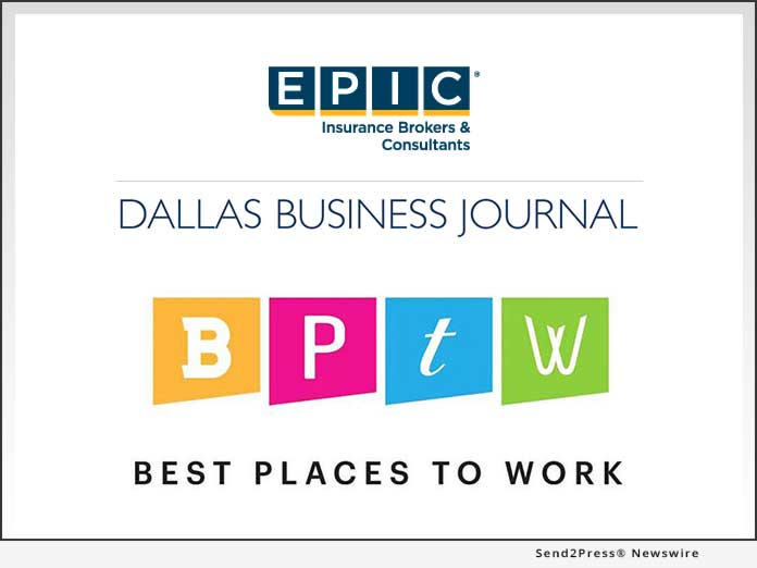 EPIC - Best Places to Work Dallas
