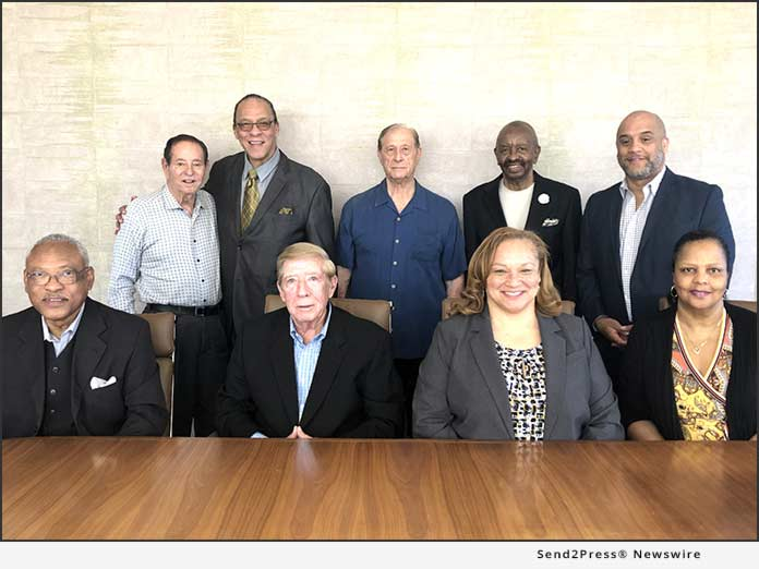 Moses White Foundation board