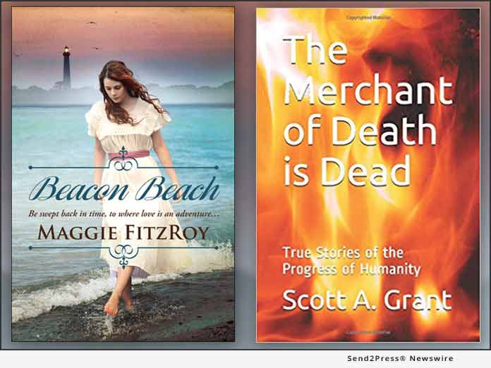 Books: Beacon Beach, and Merchant of Death