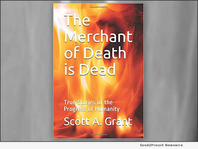 Merchant of Death is Dead BOOK