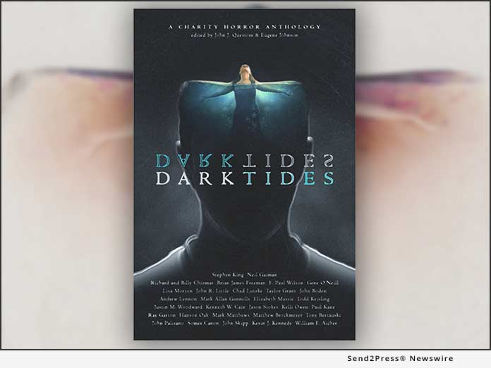DARK TIDES - book