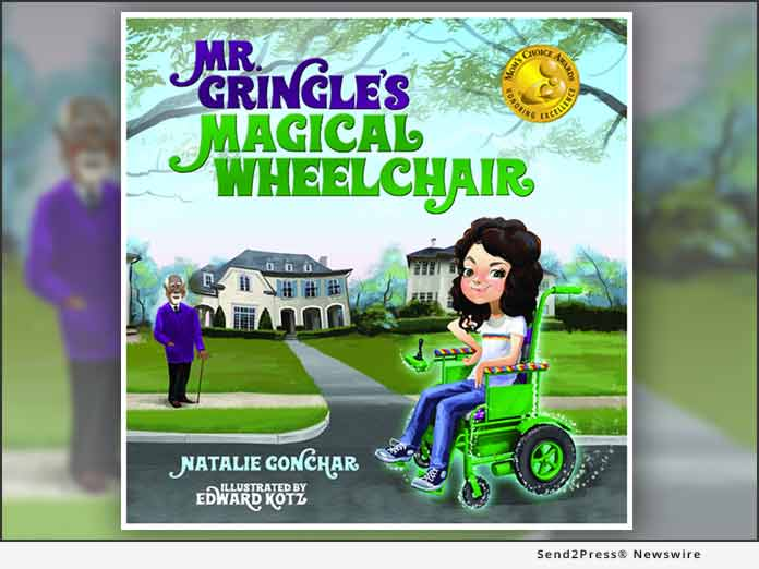 Book: Mr Gringle's Magical Wheelchair