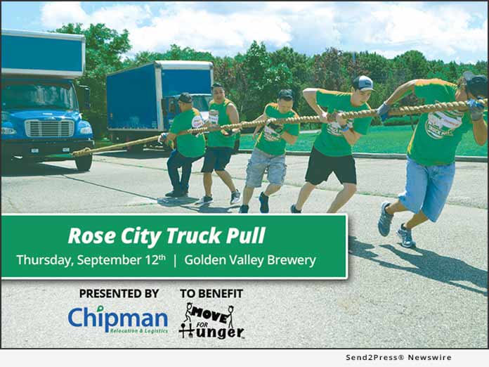Rose City Truck Pull - Move For Hunger