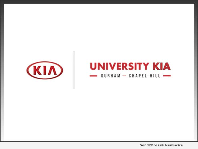 University KIA - Durham, Chapel Hill NC