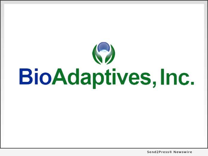 News from BioAdaptives Inc.