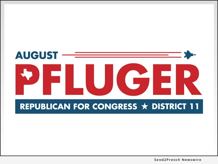 August Pfluger for Congress