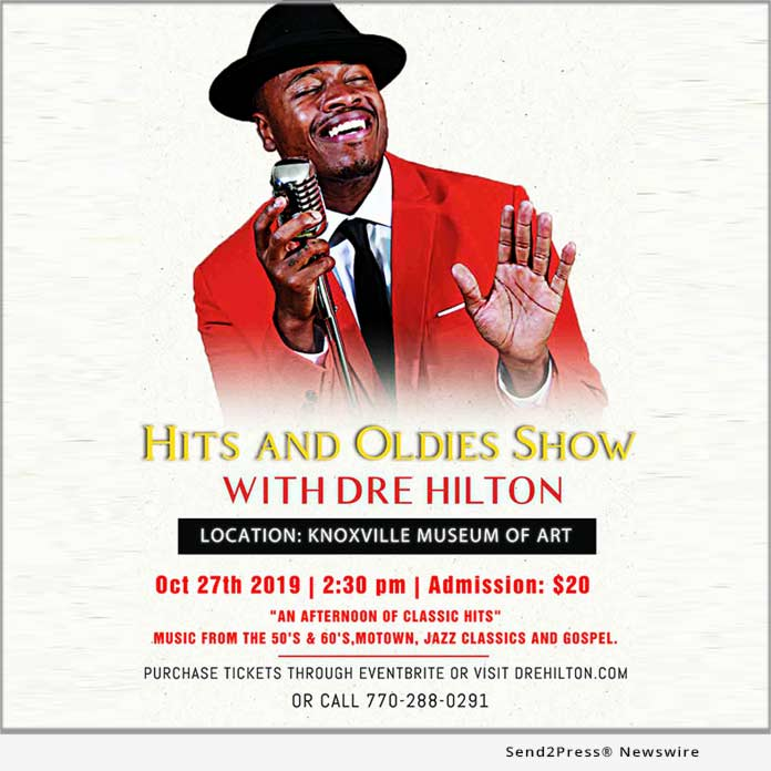 Dre Hilton - Hits and Oldies Show