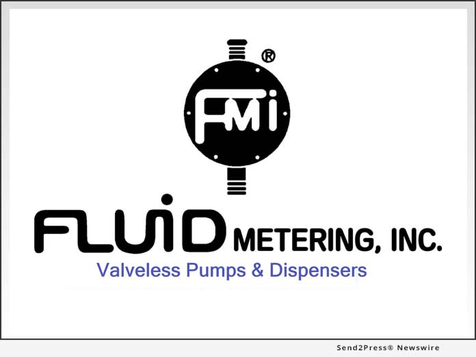 News from Fluid Metering Inc
