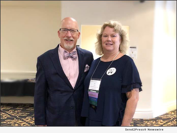 Mark Ladd and Liz Kelly