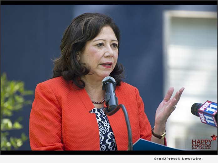 LA Supervisor Hilda L. Solis