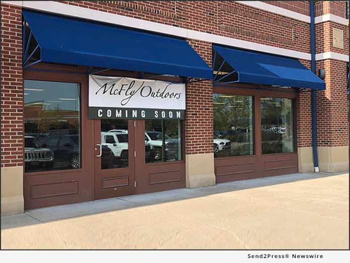 McFly Outdoors - New Storefront