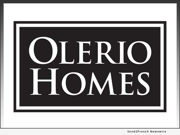 News from Olerio Homes