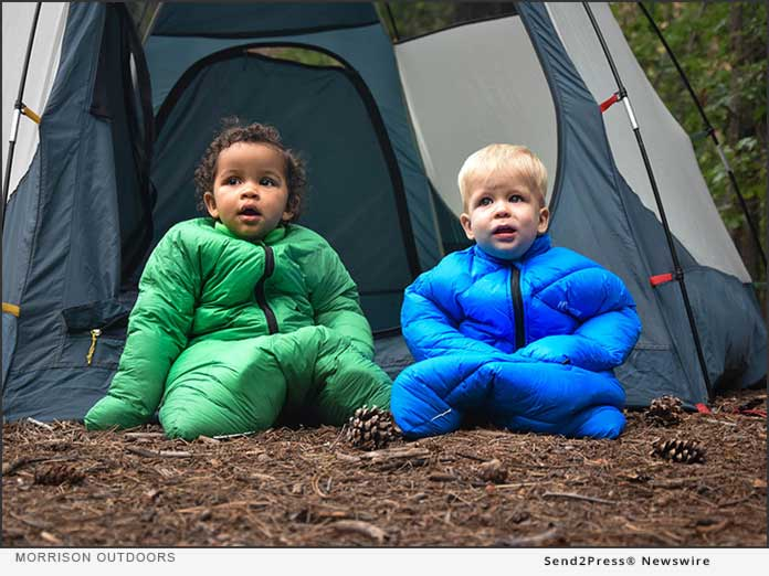 Morrison Outdoors - Little Mo Sleeping Bags