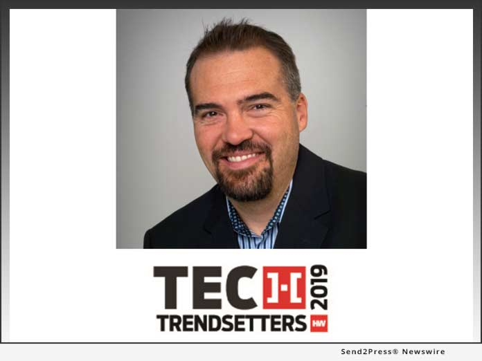 Phil Rasori - Tech Trendsetters 2019