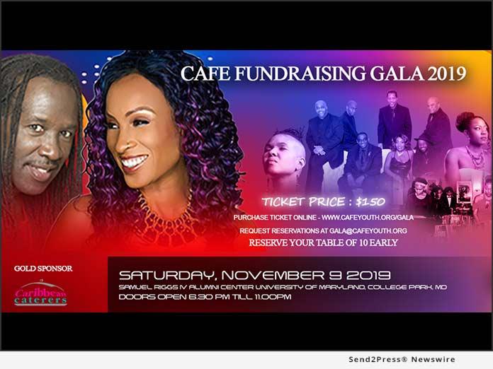 CAFE Fundraising GALA 2019