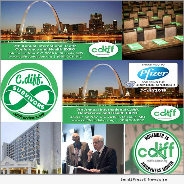cdiff foundation 7th annual expo promo