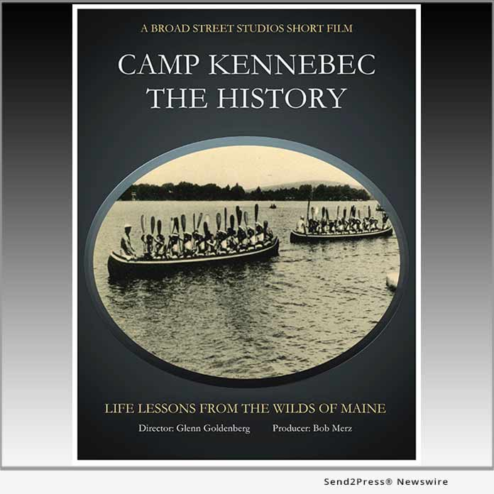 Camp Kennebec The History - movie poster