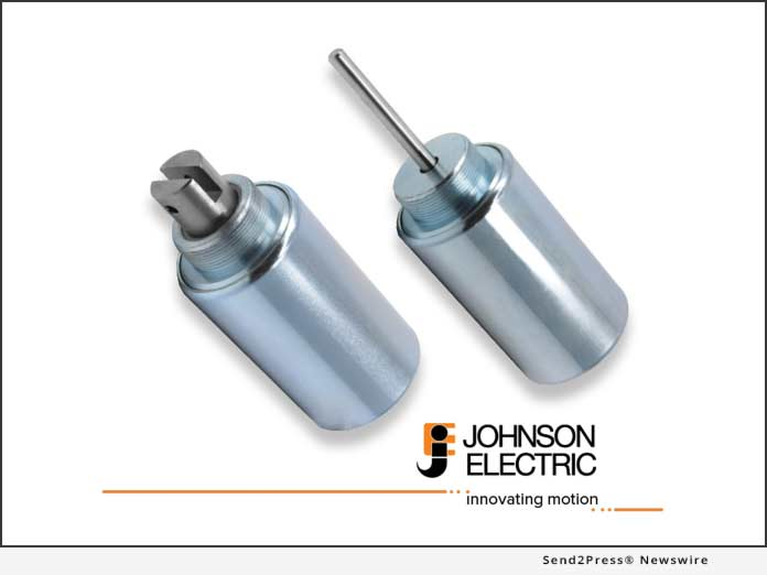 Johnson Electric Tubular Solenoid