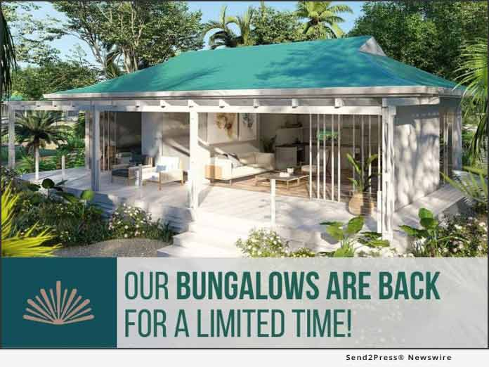 Orchid Bay - Bungalows are Back