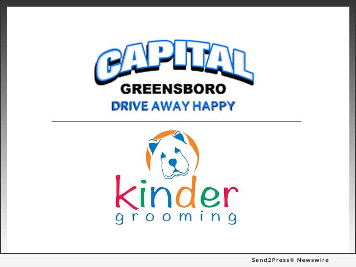 Capital Greensboro and Kinder Grooming
