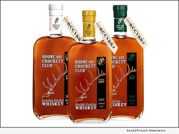 Boone and Crockett Club Whiskey