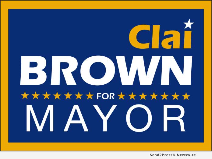 Clai Brown for Mayor