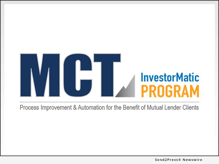 MCT InvestorMatic Program
