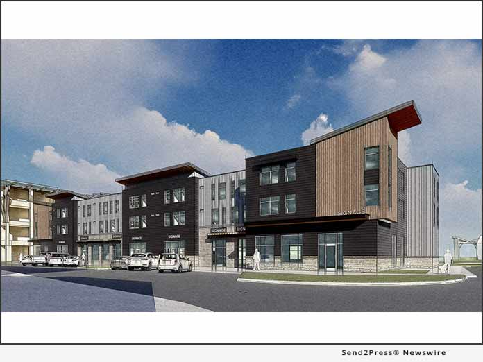 Crandall Capital Breaks Ground on 'The Commons'