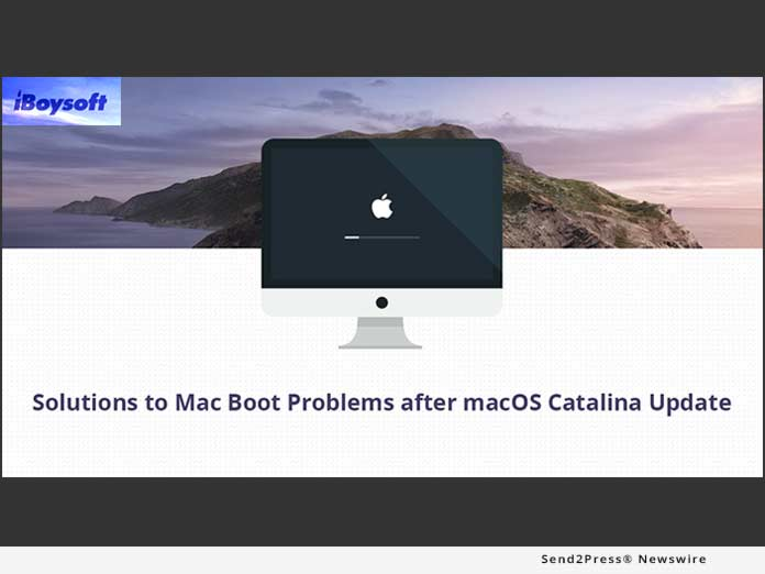 iBoysoft MacOS Catalina Update