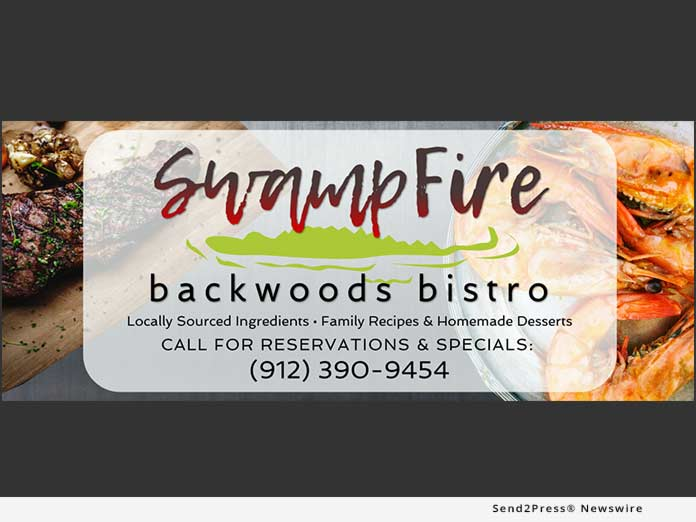 News from SwampFire Backwoods Bistro