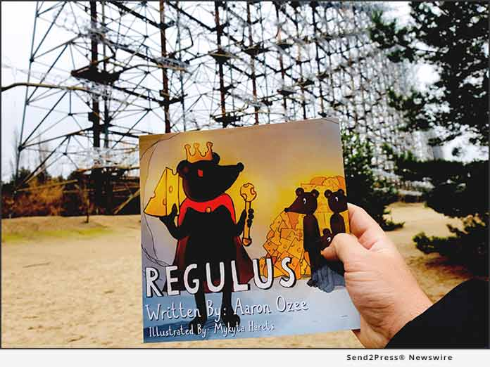RUGULUS book at Chernobyl