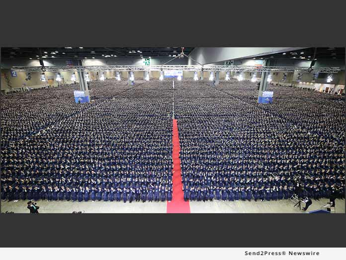 Shincheonji Graduation