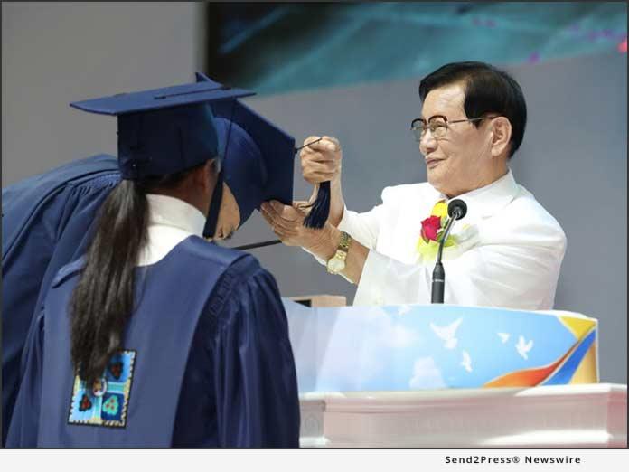 Shincheonji Graduates 2019