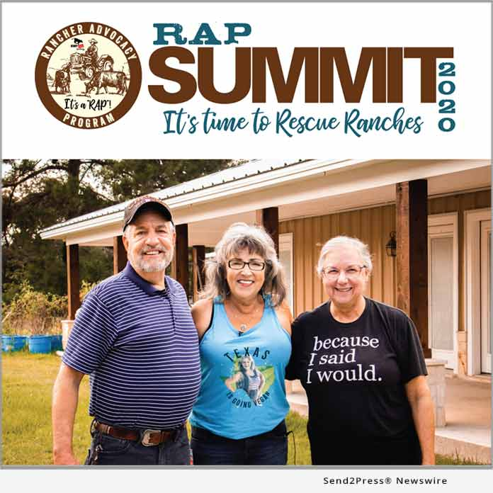 Rancher Advocacy Program (RAP) Summit 2020