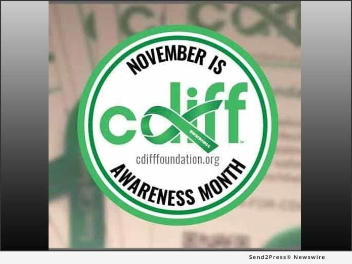 November is C diff Awareness Month
