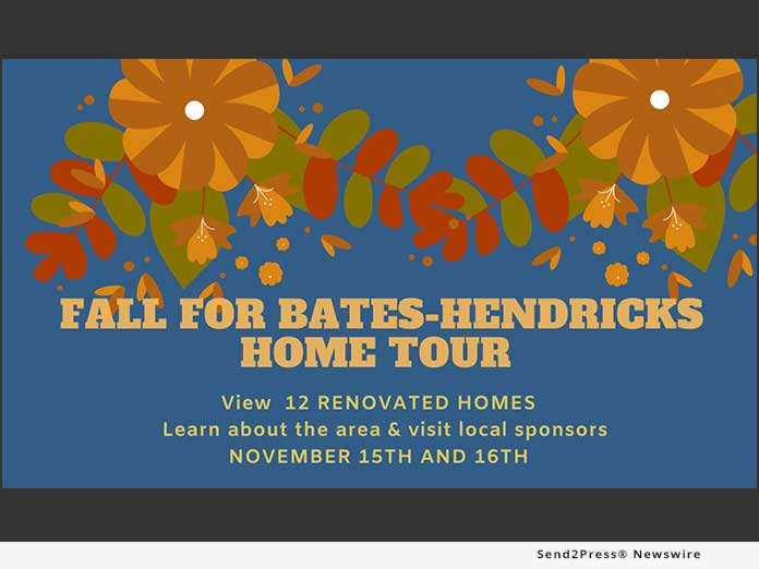 Bates-Hendricks Home Tour 2019