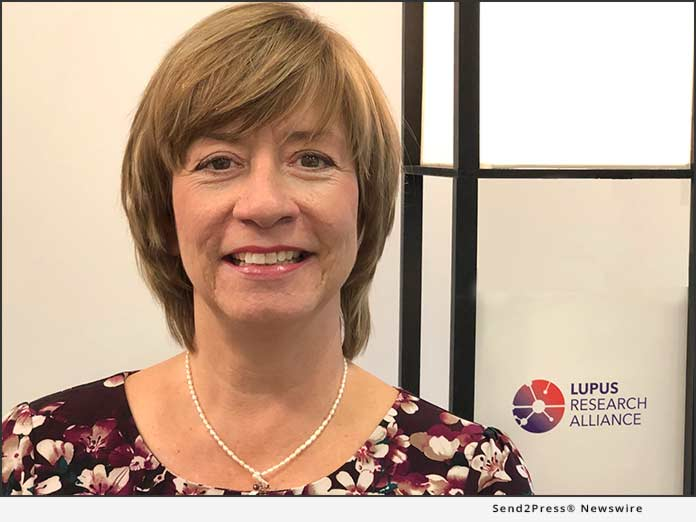 Penny Mitchell of Lupus Research Alliance