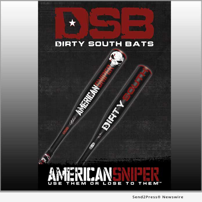 Dirty South Bats - American Sniper Bat