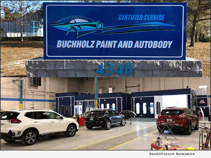 News from Buchholz Paint and Autobody
