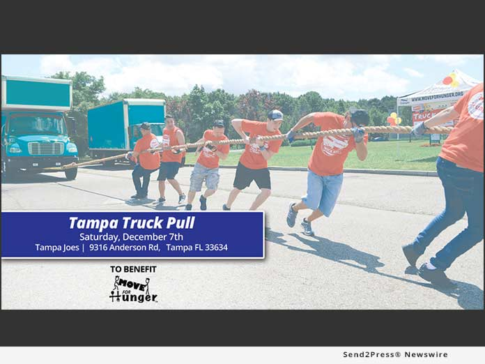 Move For Hunger - Tampa Truck Pull