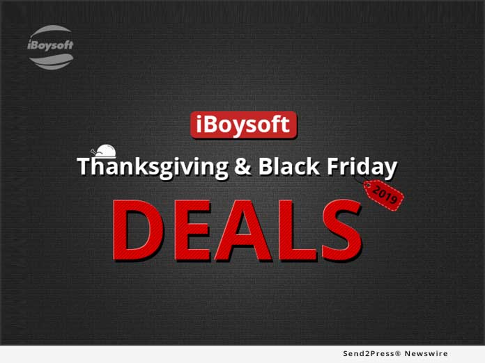 iBoysoft Black Friday Deals
